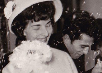 Anna e Gino 1962