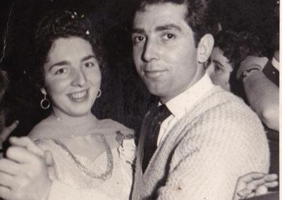 Anna e Gino 1960